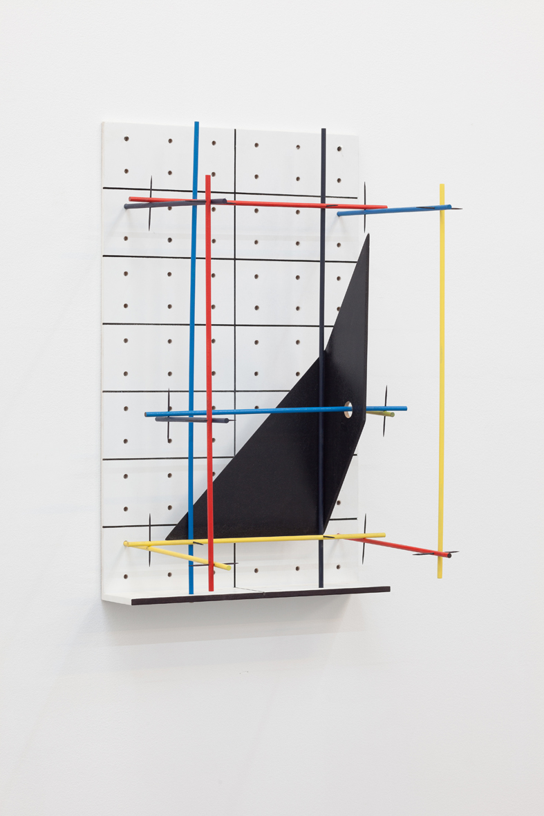Benjamin Bronni, Matter of space, 2014. Dzięki uprzejmości Galerie Parrotta Contemporary Art