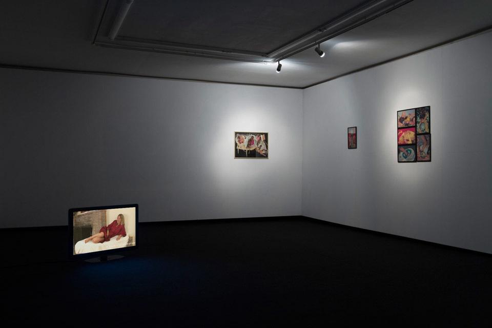 Konrad Maciejewicz, Cinderella, 2014, widok wystawy