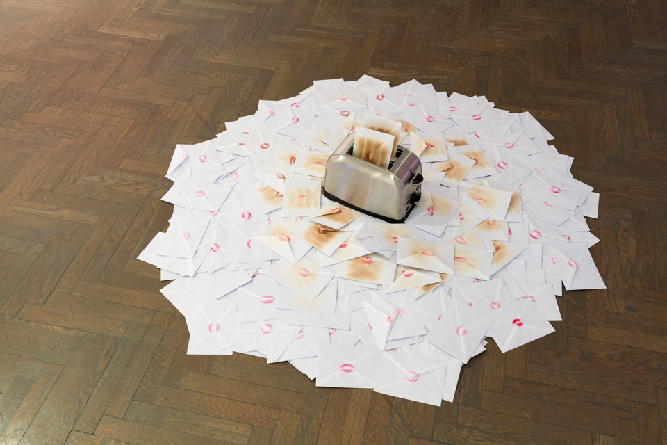 "Ada Karczmarczyk, ""Love Letters"""