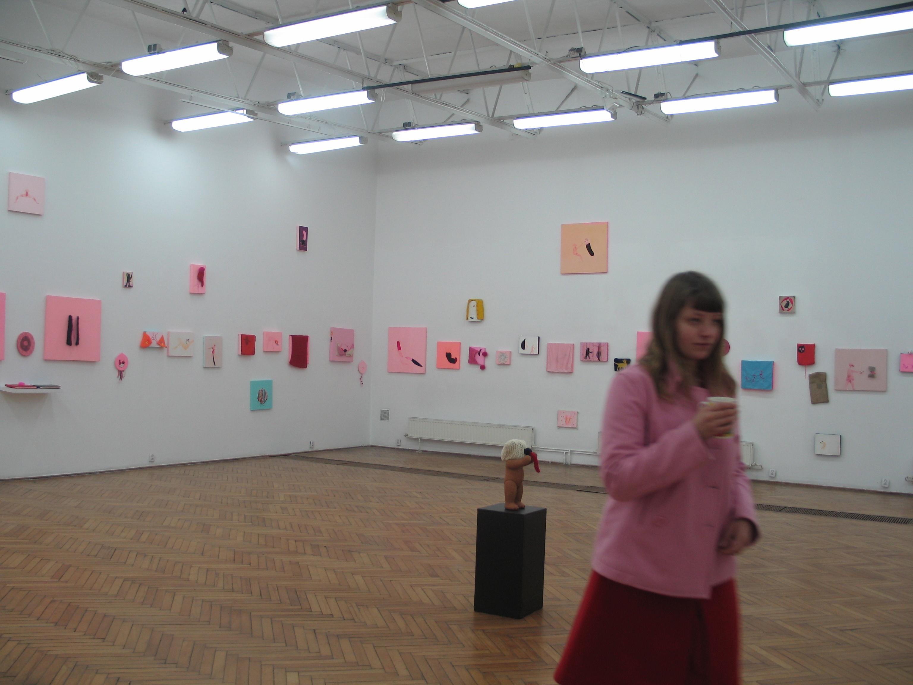 Basia Bańda, wystawa indywidualna 2007