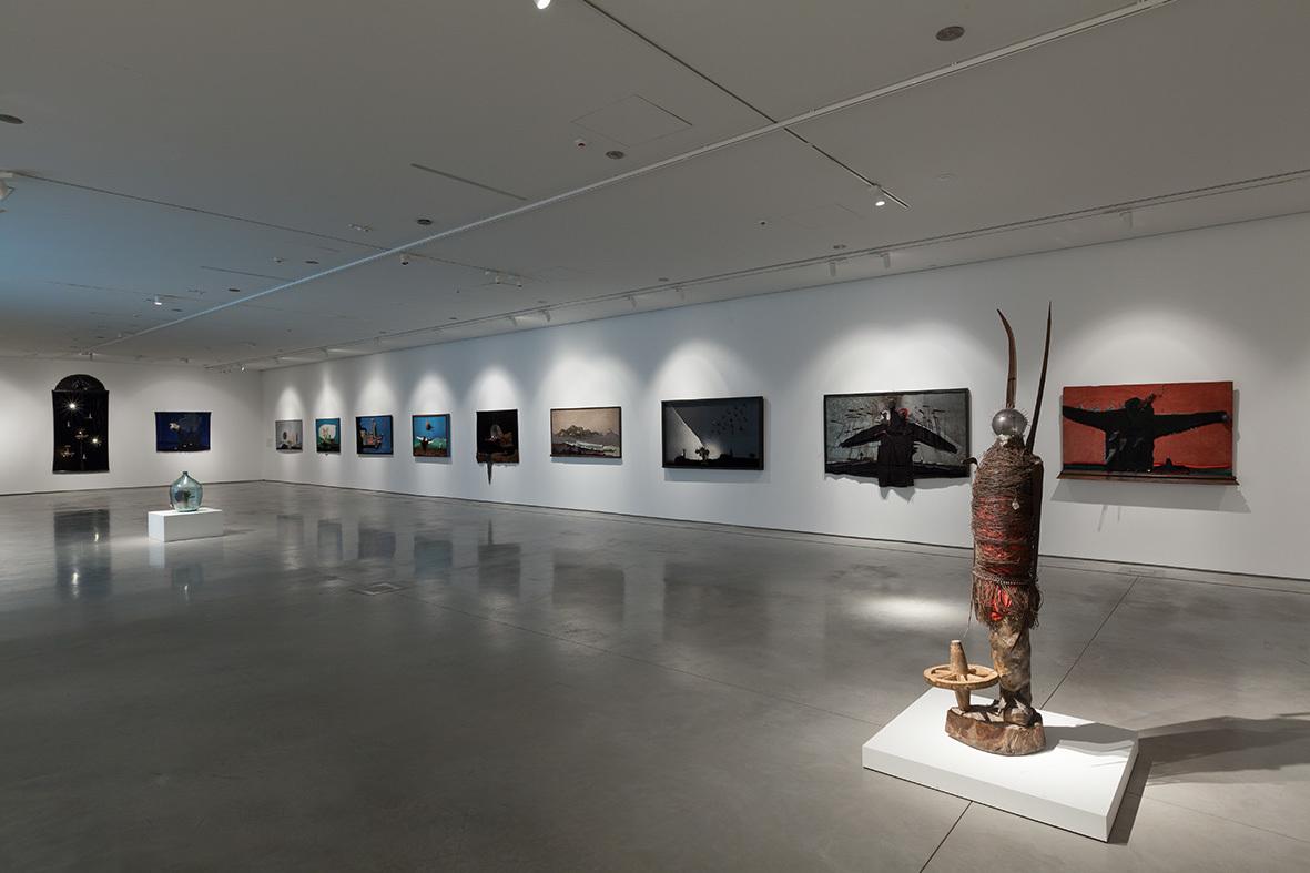 Władysław Hasior, Europejski Rauschenberg? Wystawa wMuzeum Sztuki Współczesnej wKrakowie MOCAK