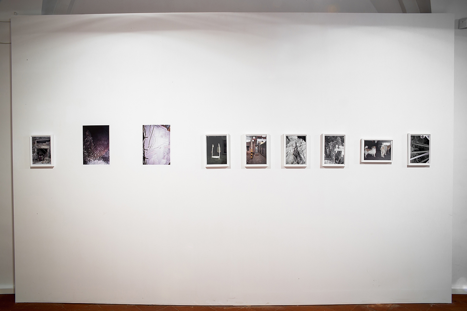 "Dawid Misiorny, ""Faux-pas-partout"", galeria Piekary"
