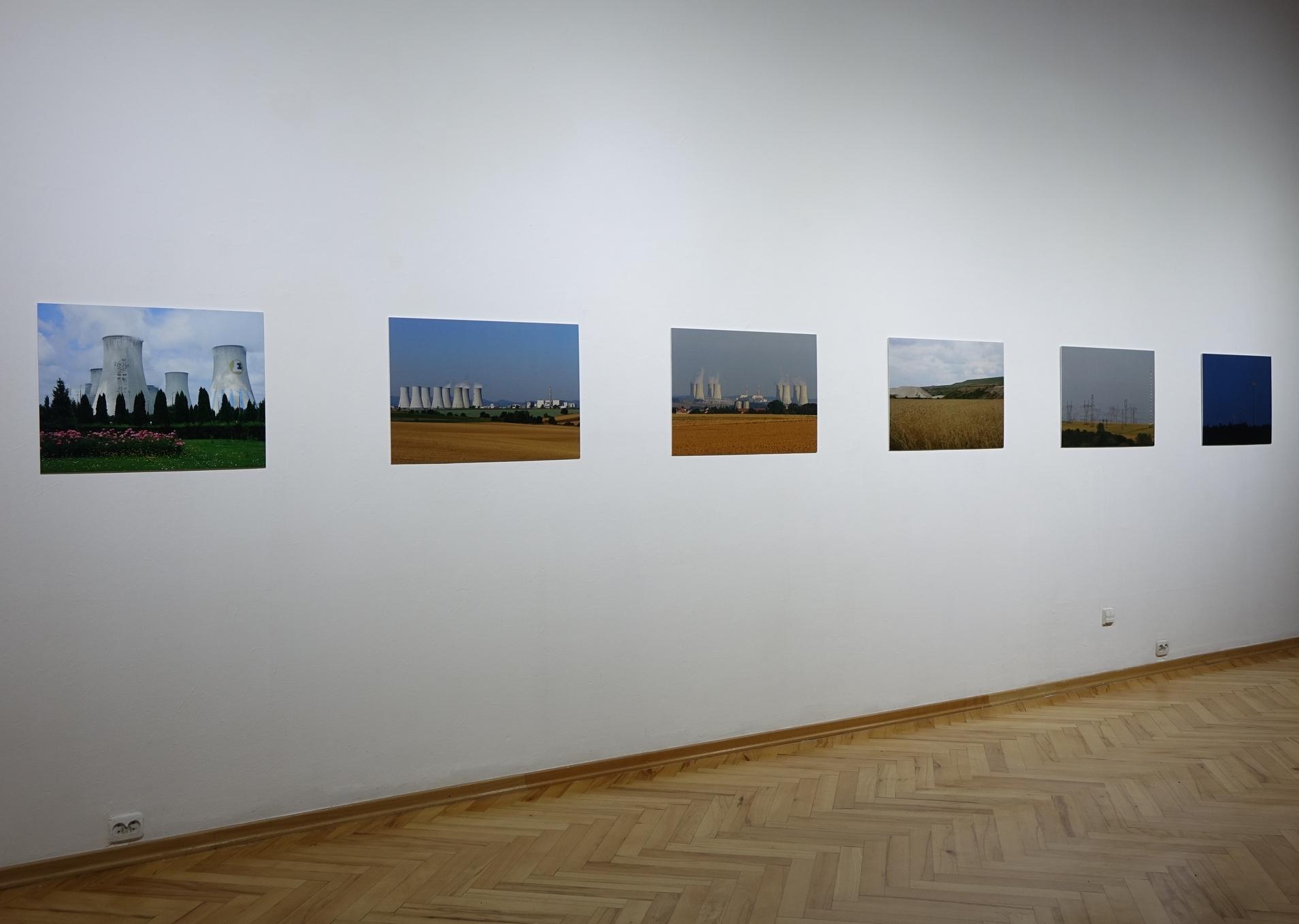 """Igor Przybylski, cykl """"Bełchatów"""", fotografia cyfrowa, 2014"""