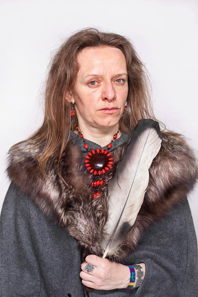 Katarzyna Majak, Bea, ta ktora słucha lasu, zcyklu Kobiety Mocy