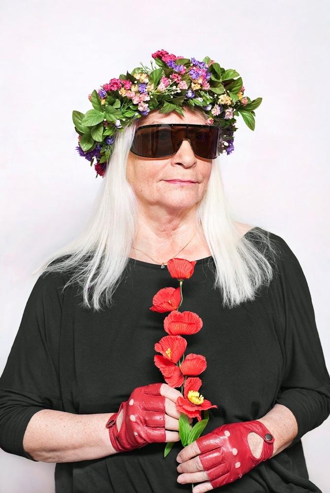 Katarzyna Majak, Natalia LL – artystka, zcyklu Kobiety Mocy