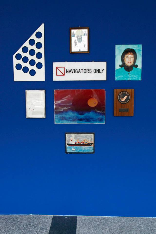 Alang Transfer, 2014 (fragment instalacji)