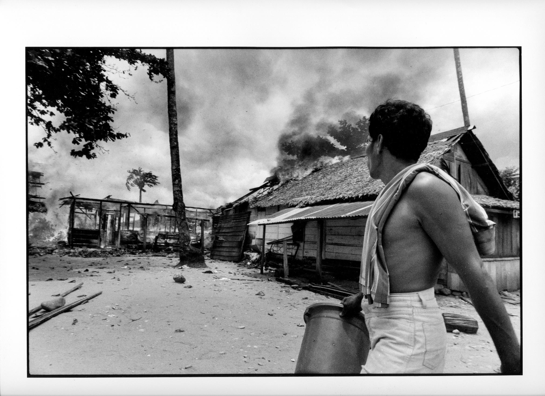 """Rune Eraker, """"Indonezja"""", 1999, dzięki uprzejmości MOCAK"""