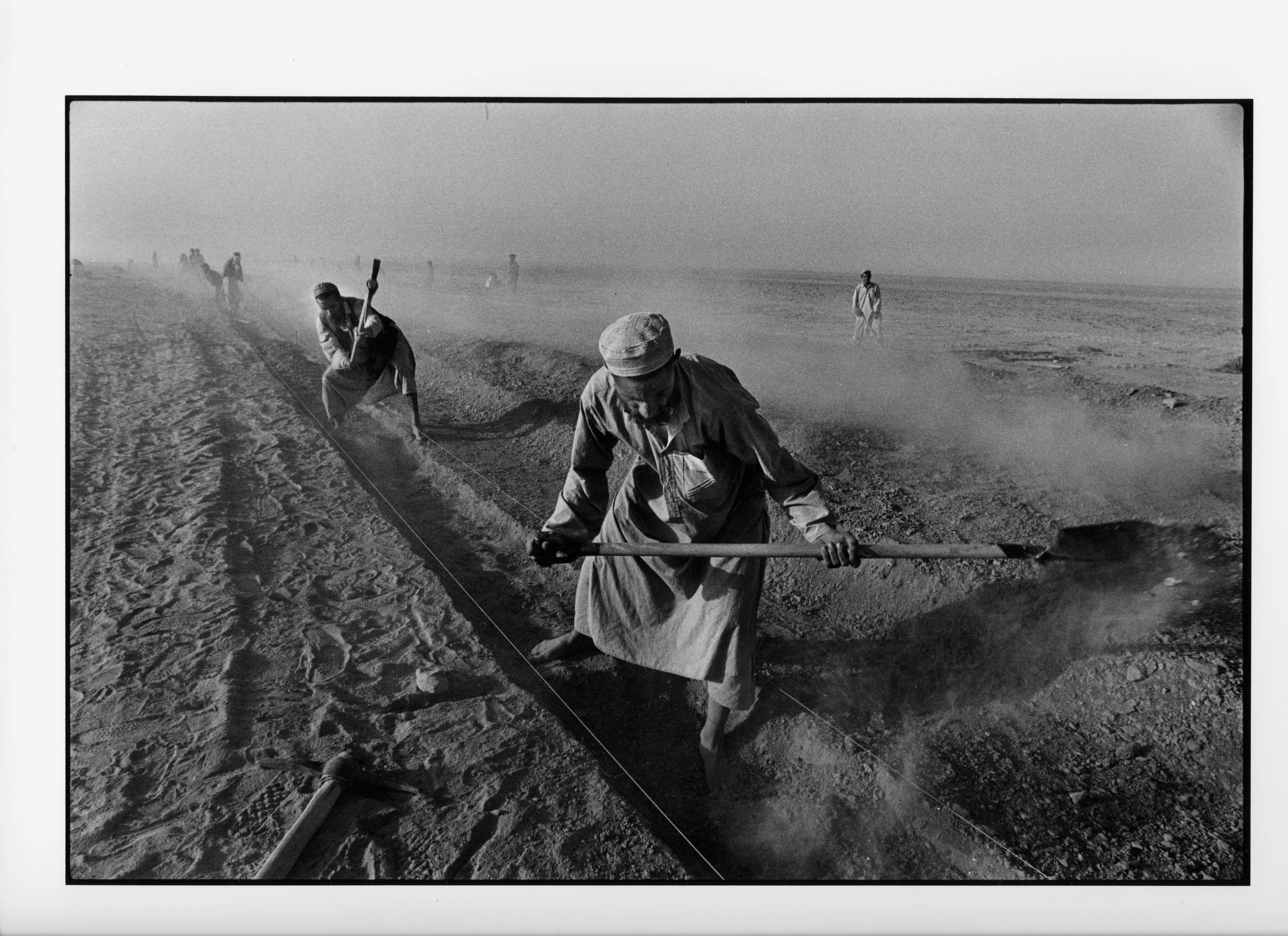 """Rune Eraker, """"Afganistan"""", 2002, dzięki uprzejmości MOCAK"""