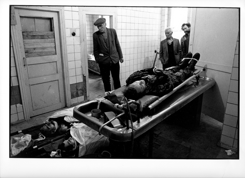 Rune Eraker, Osetia Południowa, 1991, dzięki uprzejmości MOCAK