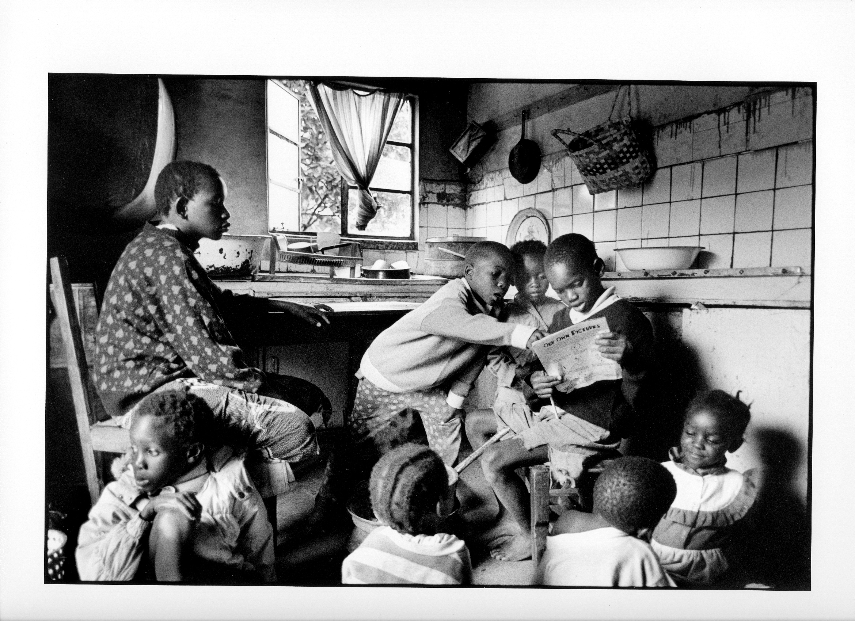 """Rune Eraker, """"Zambia"""", 1999, dzięki uprzejmości MOCAK"""