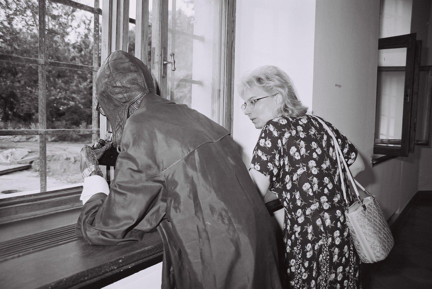 """""""Antyciała"""", CSW Zamek Ujazdowski, 1995"""