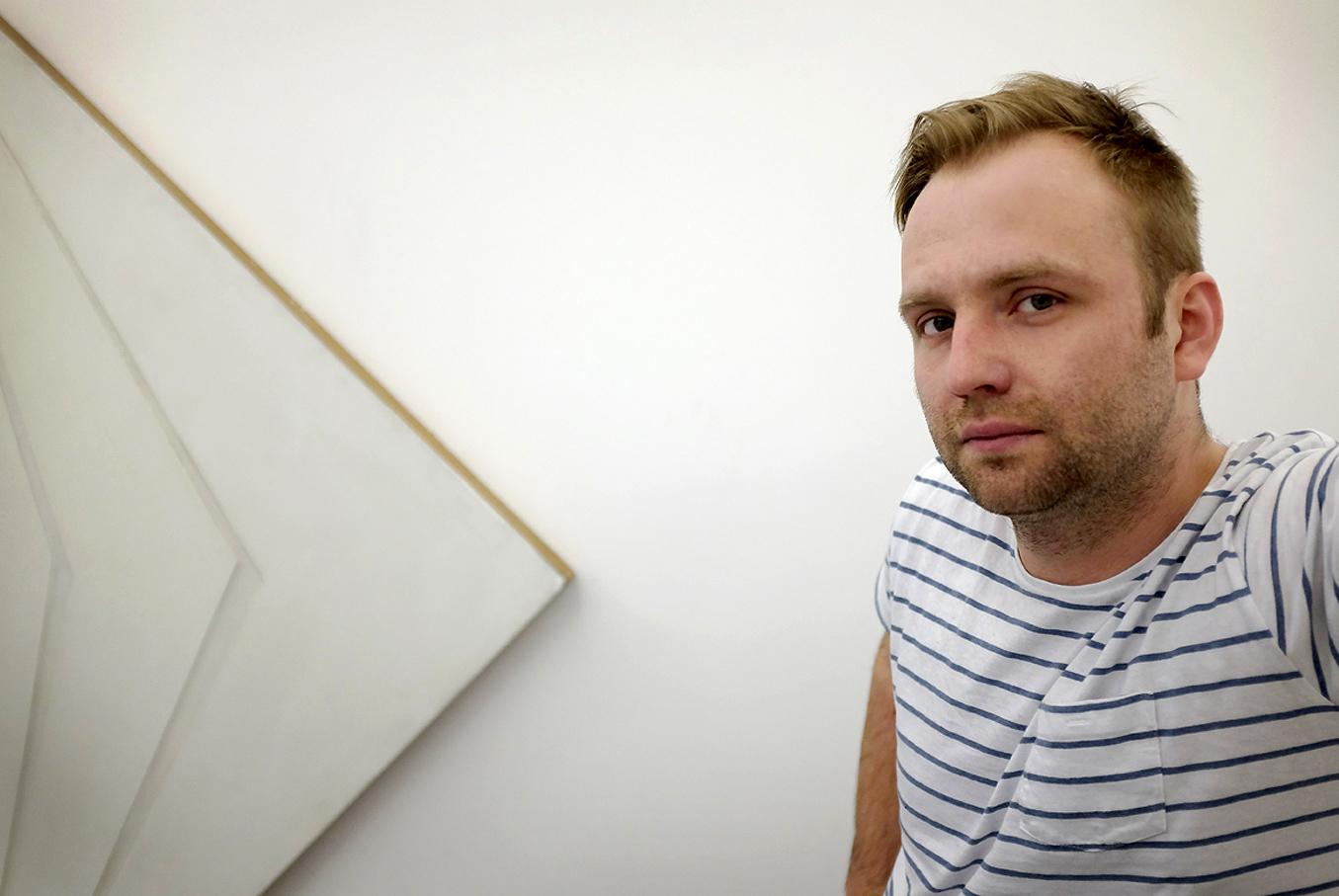 Dawid Radziszewski, wtle relief Mariana Szpakowskiego