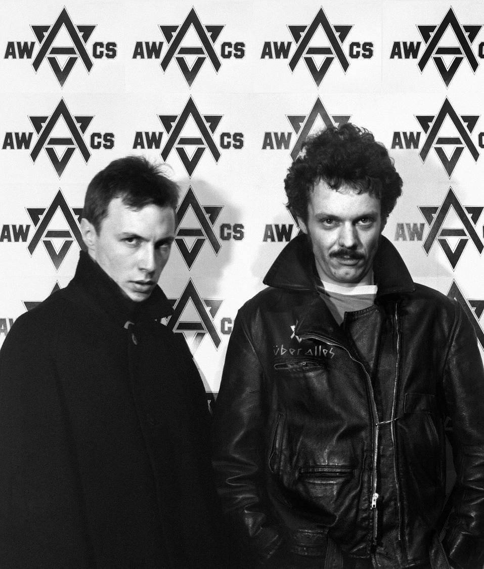 Piotr Grzybowski, Maciej Toporowicz, AWACS, fot.Maciej Toporowicz, 1981