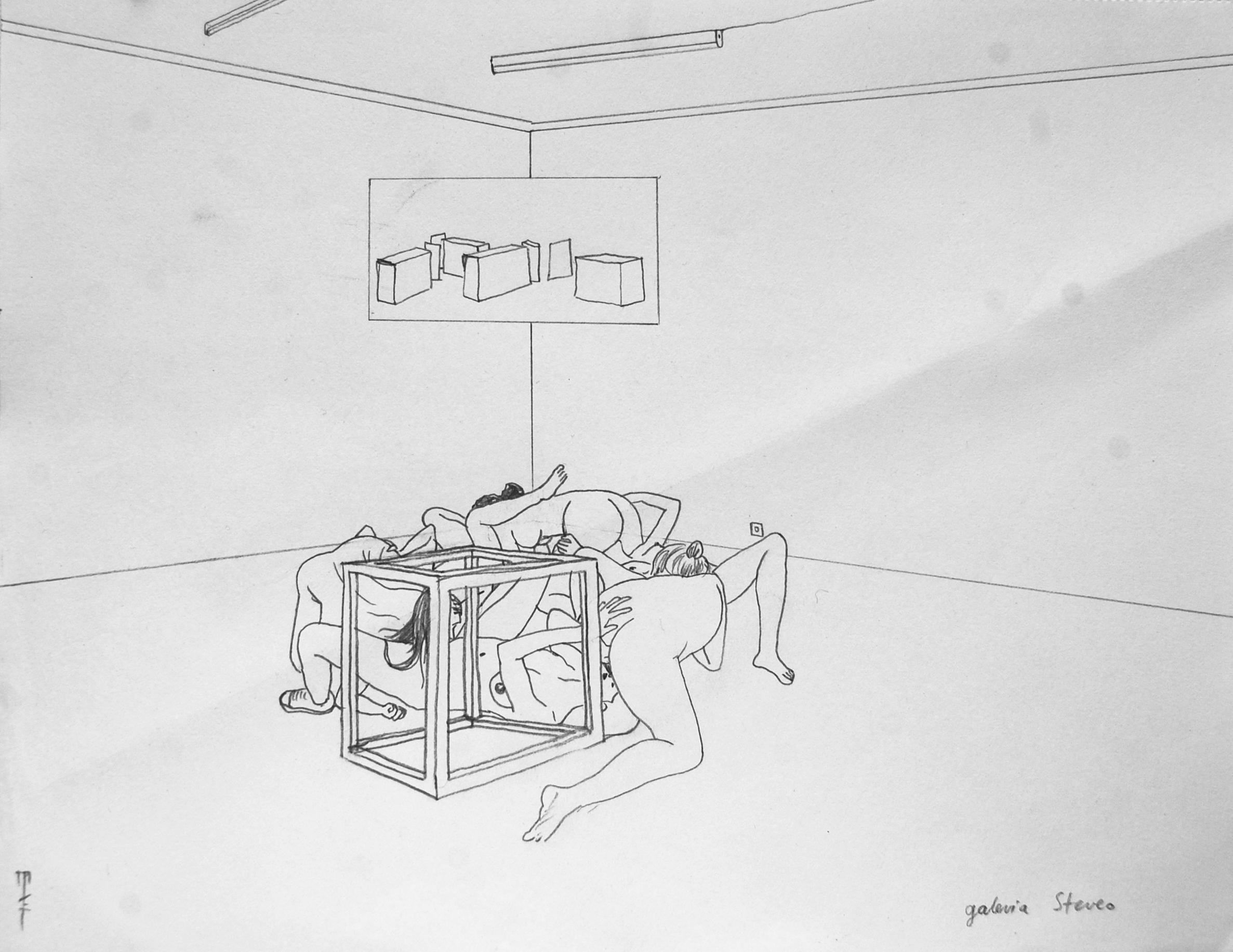 "Mariusz Tarkawian, ""Galeria Stereo"", 2014"