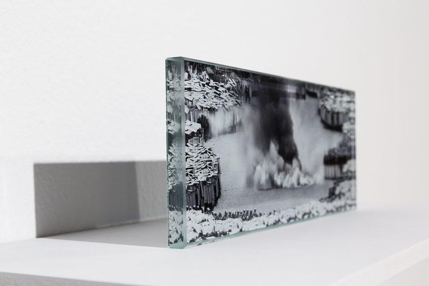 """Ewa Axelrad, """"Fetor. Pozdrowienia"""", zcyklu """"Plaga"""", 2014, fotografia"""