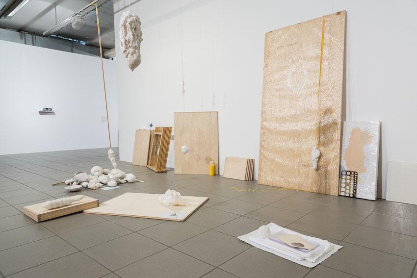 Denisa Lehocká, Beztytułu, 2014, instalacja
