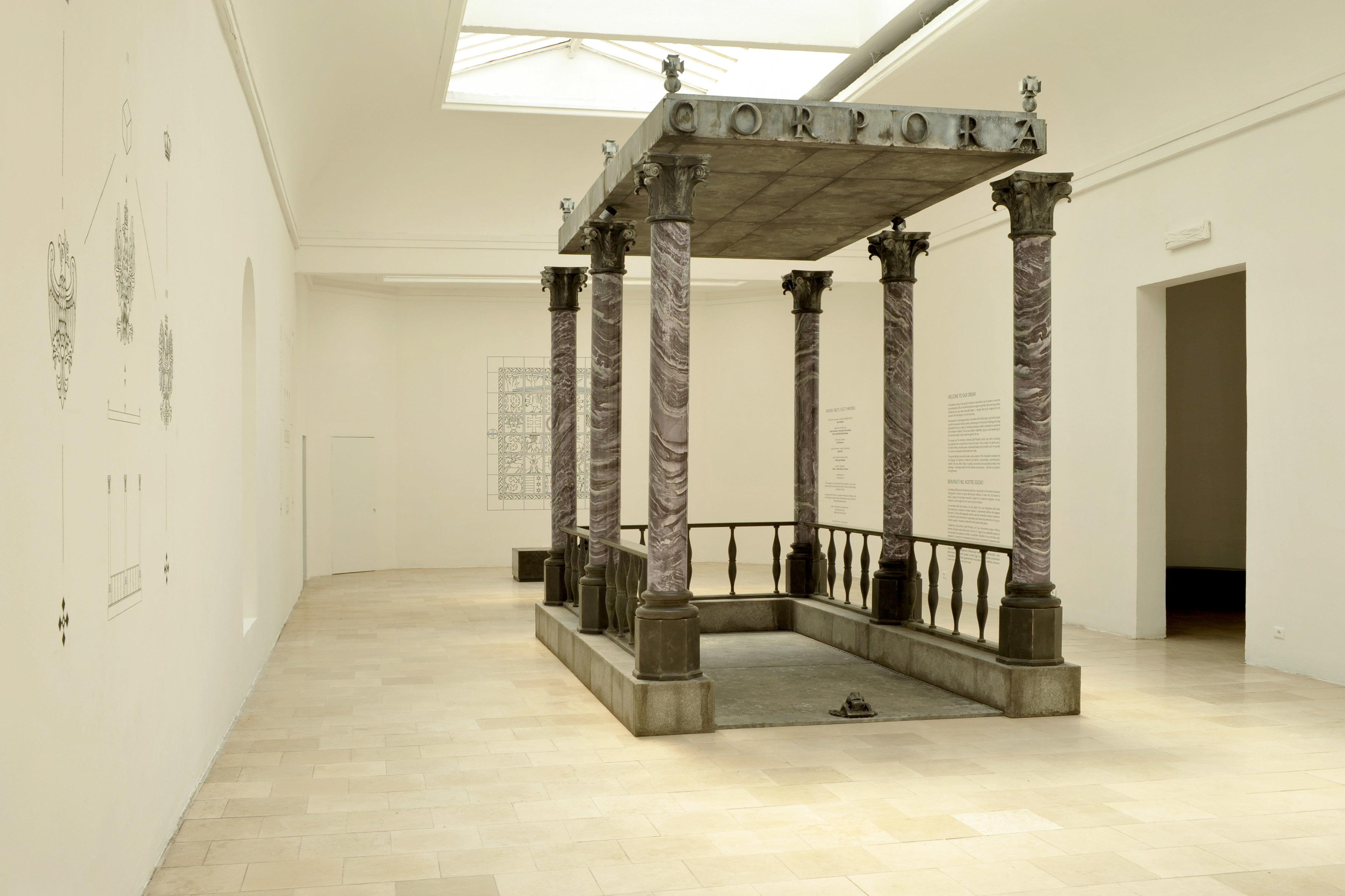Figury niemożliwe, Pawilon Polski na14. Międzynarodowej Wystawie Architektury wWenecji