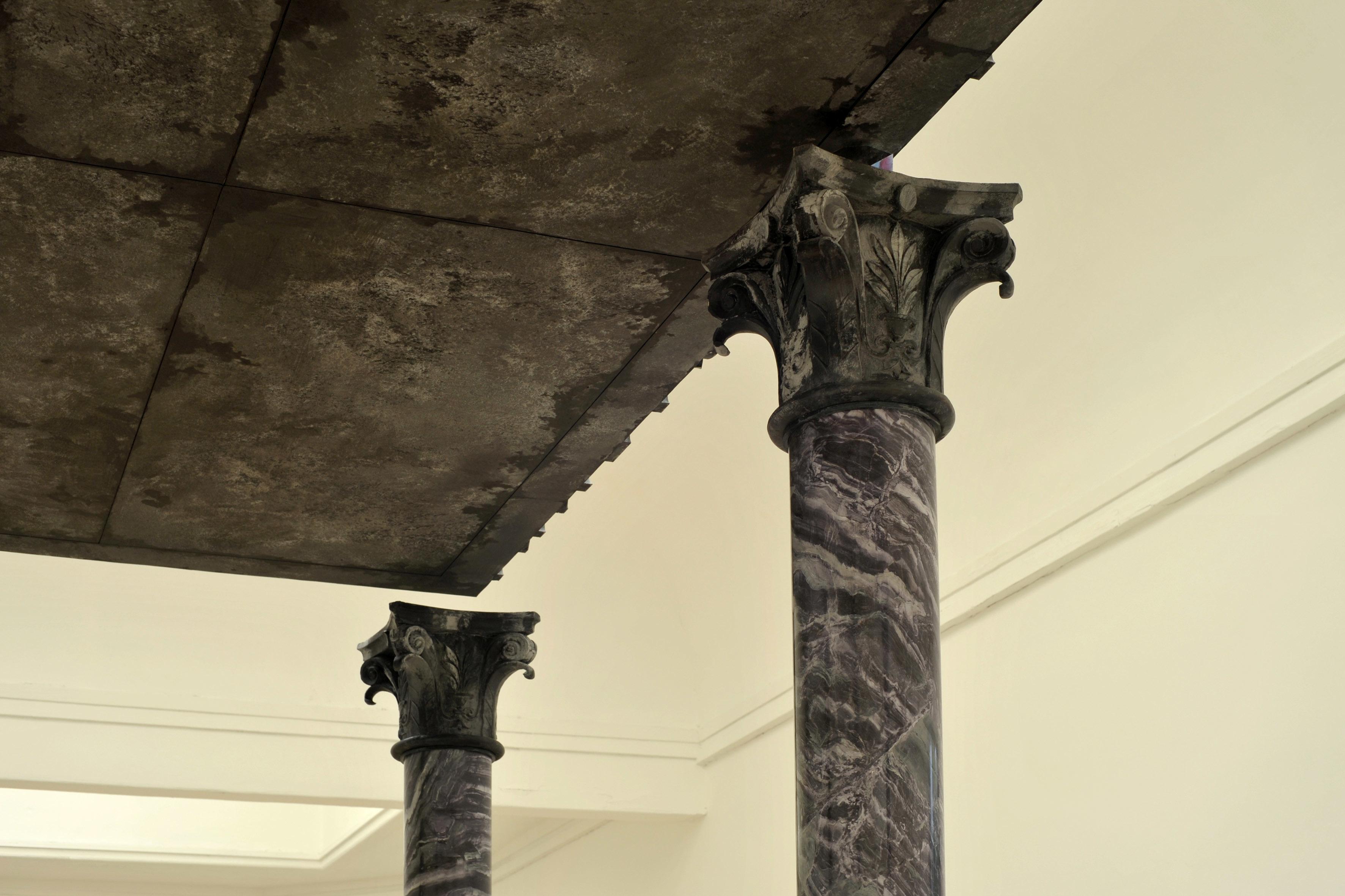 Figury niemożliwe, Pawilon Polski na14. Międzynarodowej Wystawie Architektury