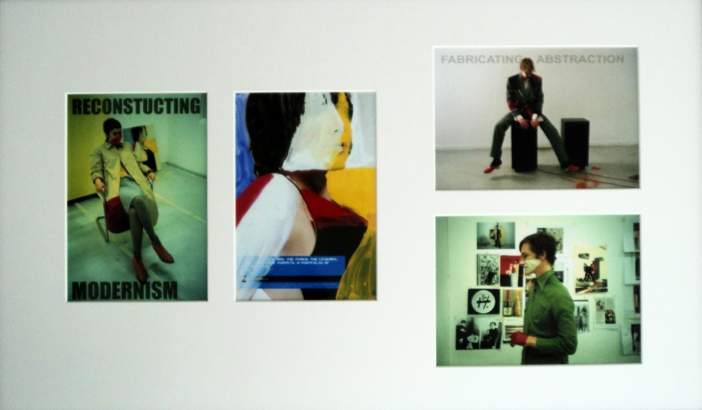 """Paulina Ołowska, """"Recontucting Modernism"""", 2001/2013, dzięki uprzejmości Fundacji Galerii Foksal"""