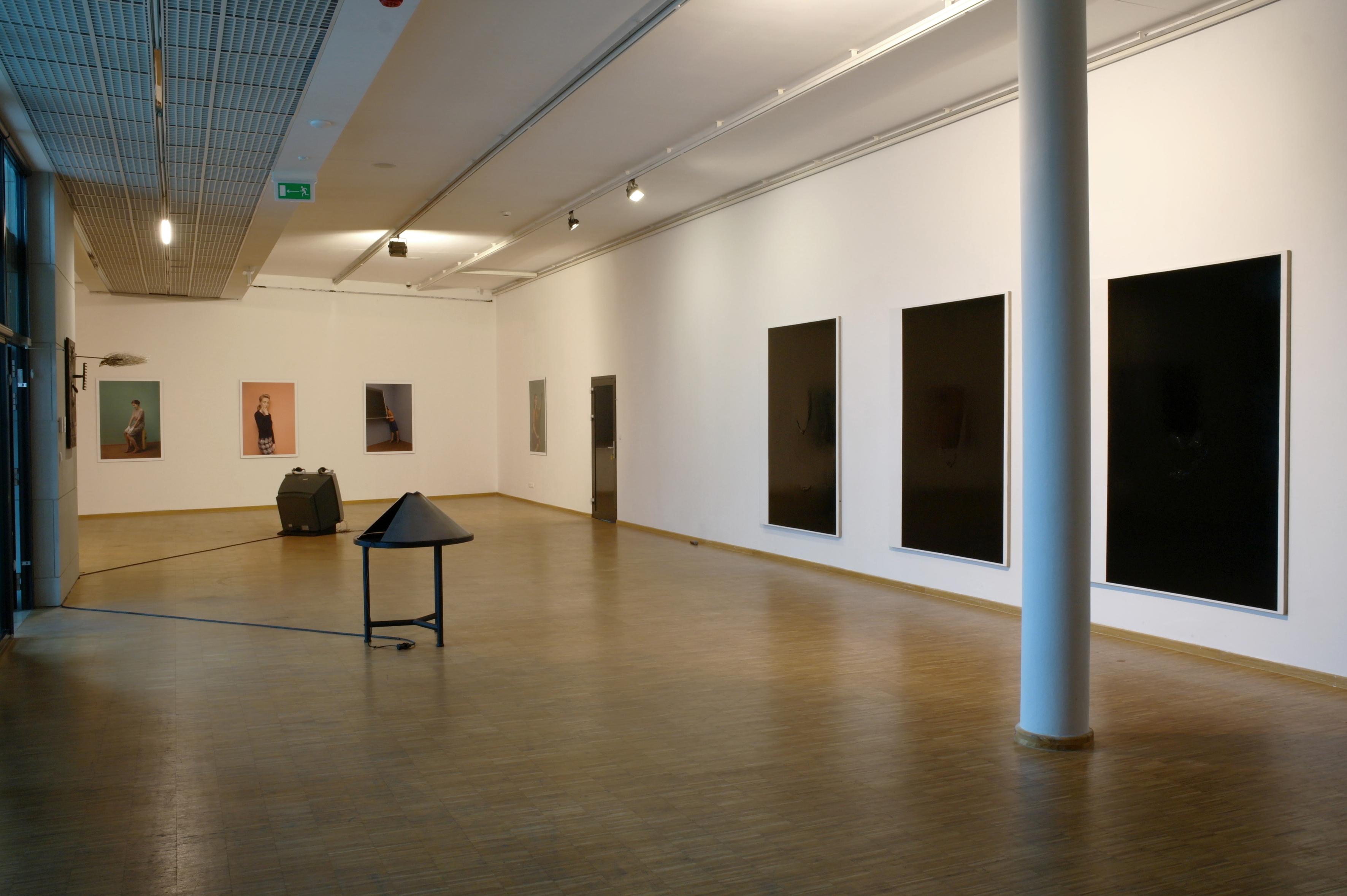 Widok ogólny wystawy, Ipiętro, fot.T. Baran