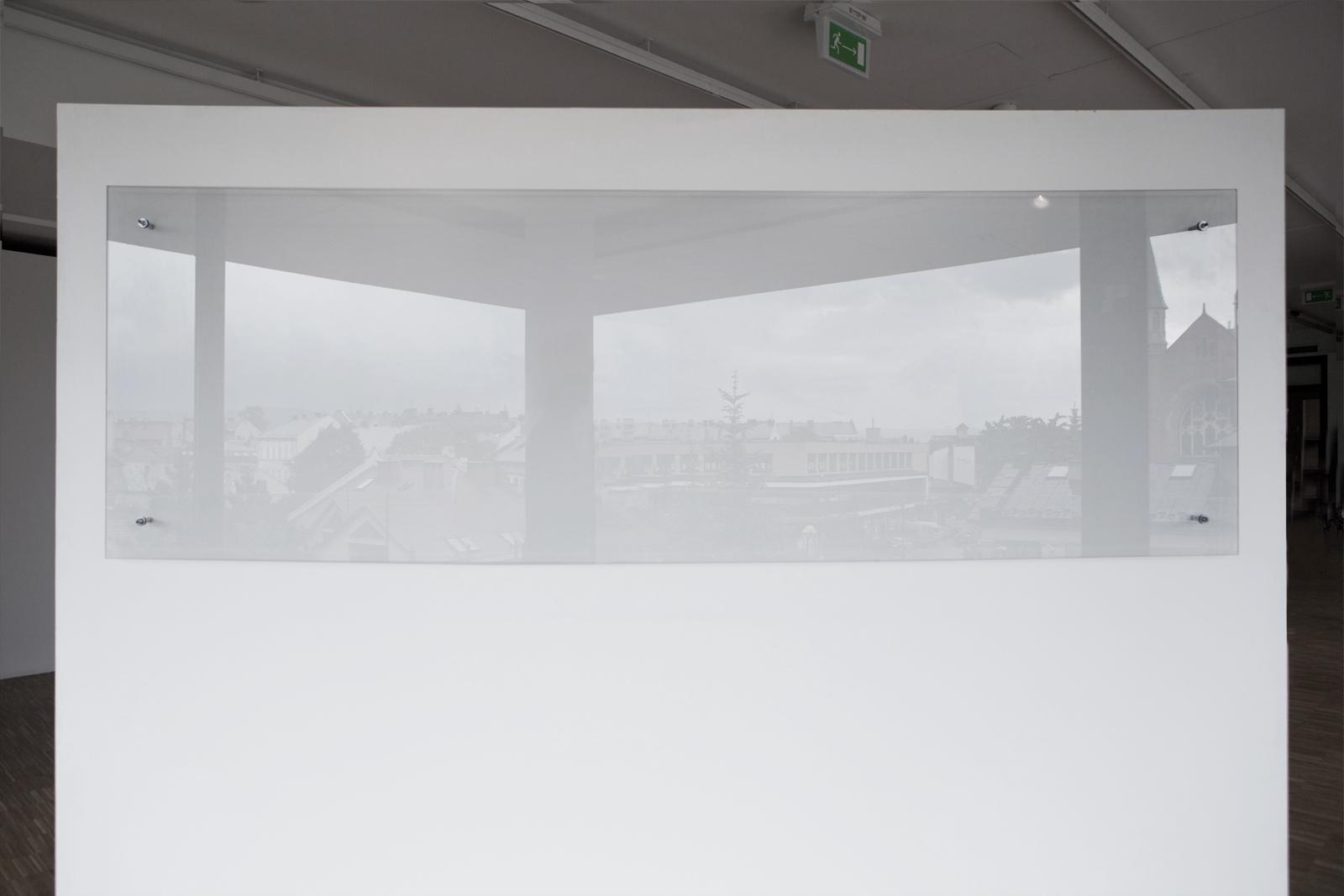 Łukasz Trzciński, Panorama, 2014, instalacja, fot.J. Kołodziejski