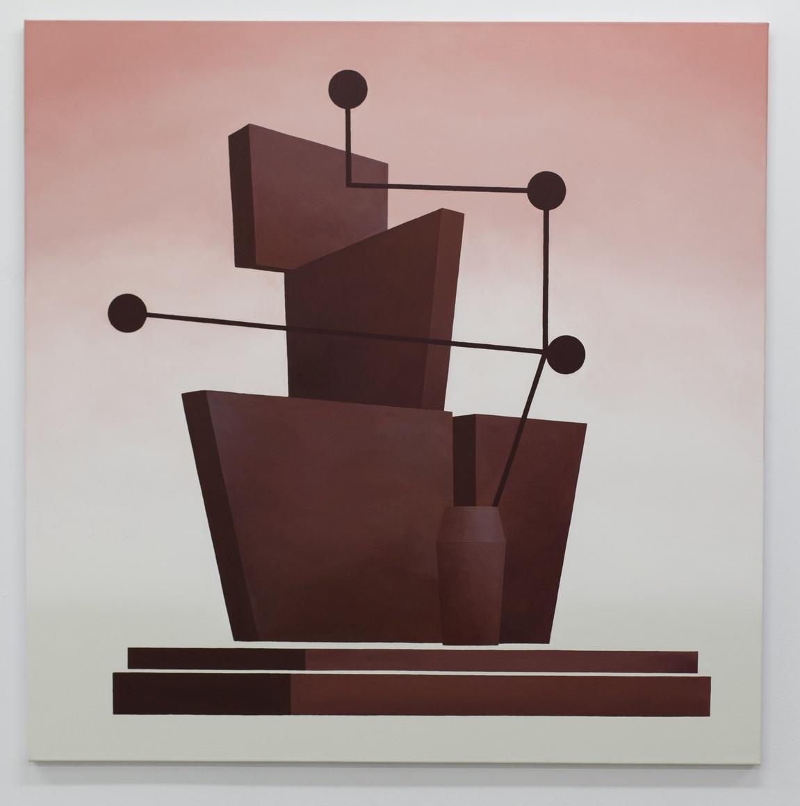"""Andrzej Tobis, """"Gravestone Gravity"""", 2014"""