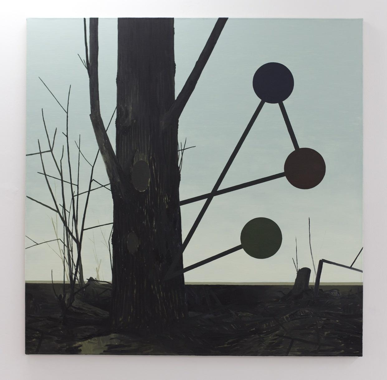 """Andrzej Tobis, """"Dysponujemy następującymi kolorami"""", 2014"""