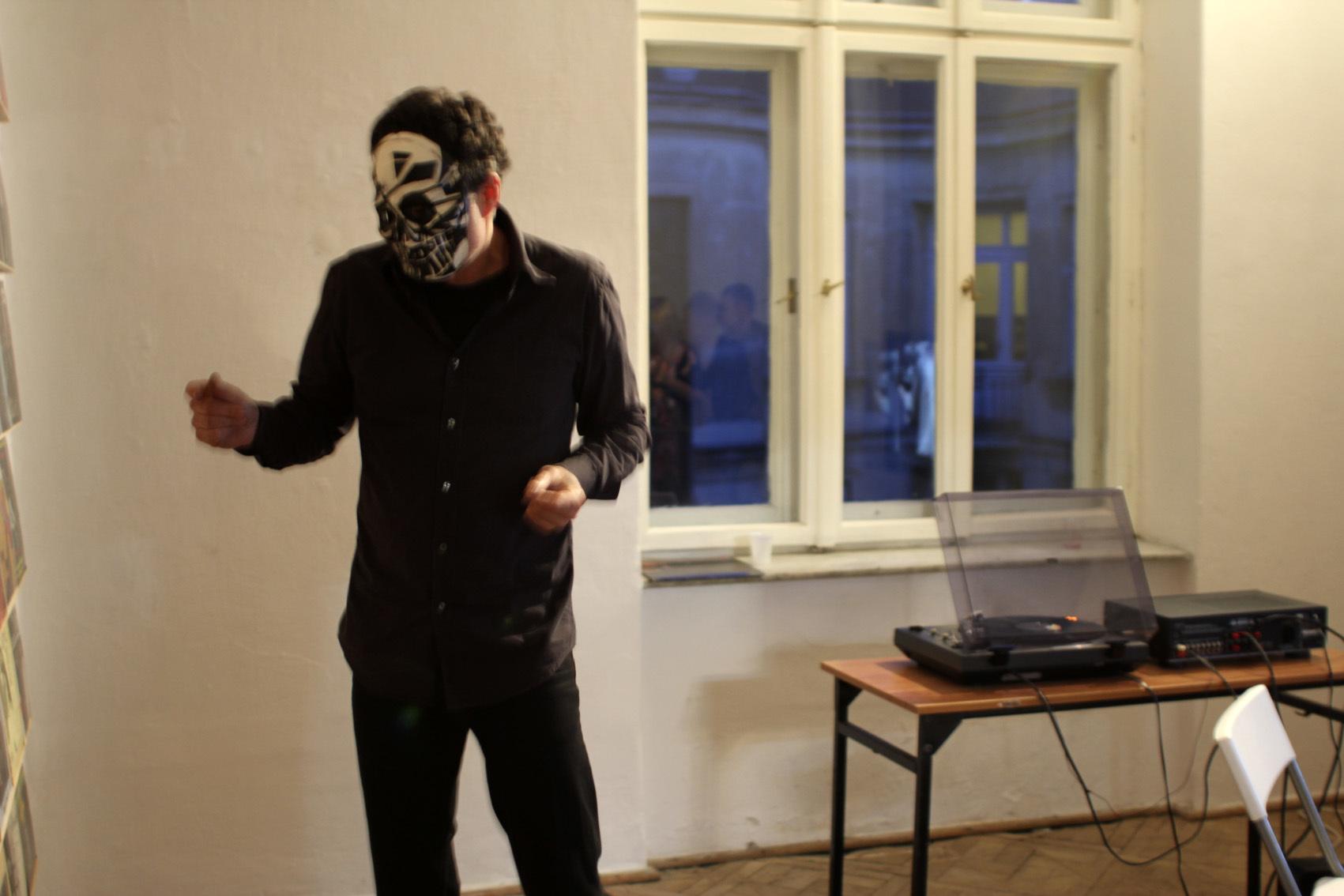 Christoph Draeger, Live_Dead_Performance