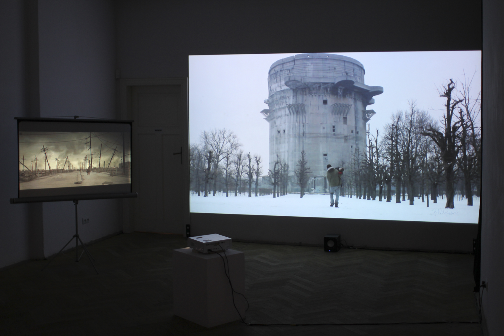 The Rd, 2013, dwukanałowe wideo HD, 8 min