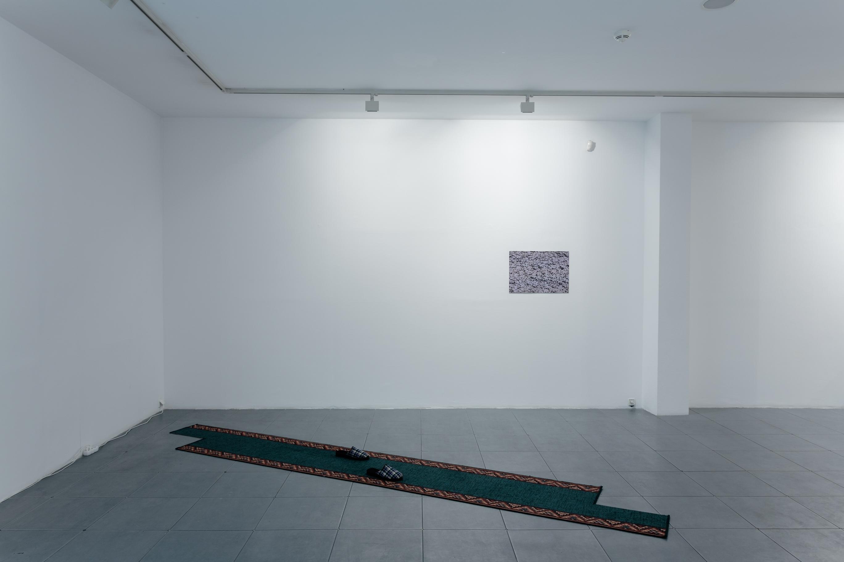 Pravdoliub Ivanov, Just Another Boring Day, widok wystawy, dzięki uprzejmości artysty igalerii Le Guern
