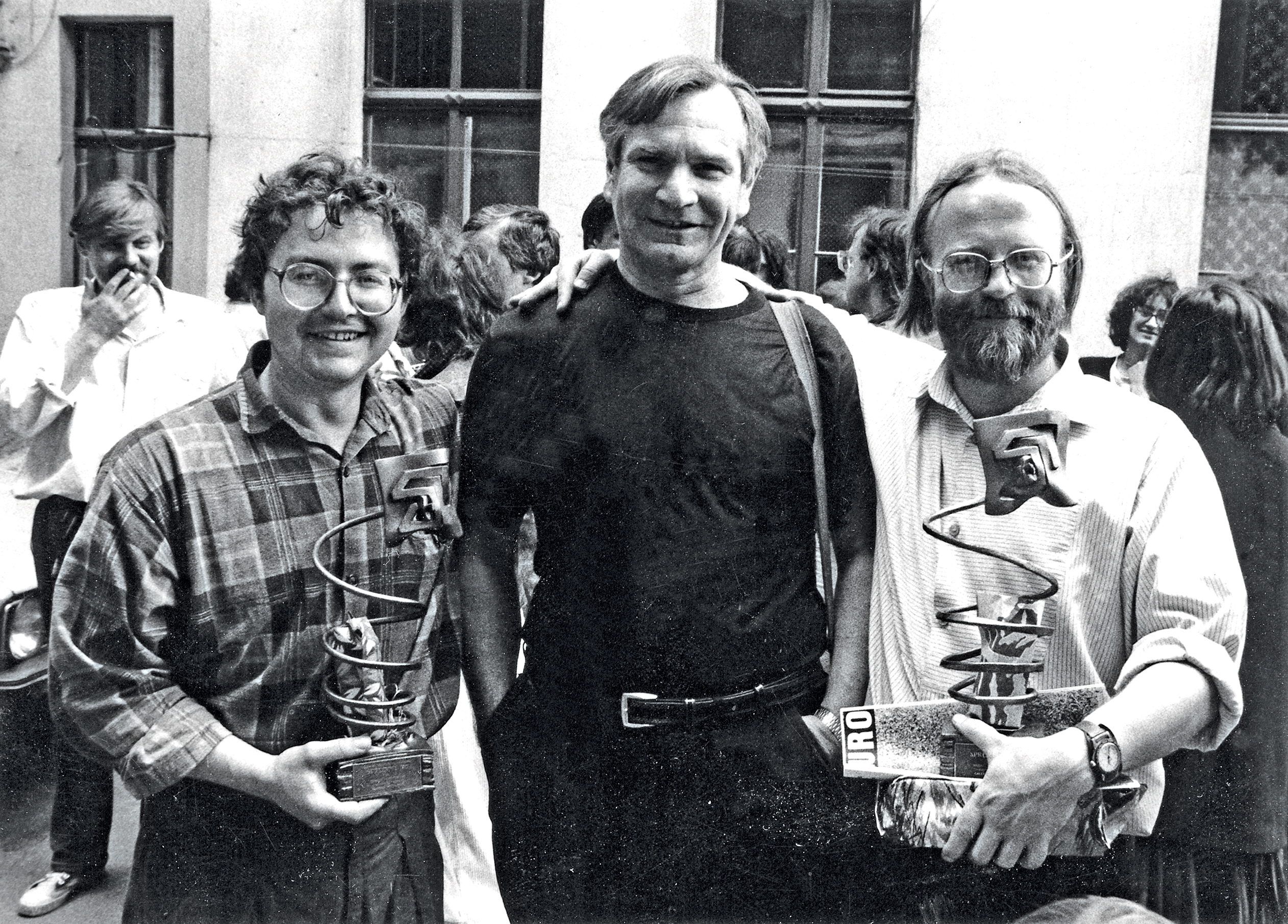 """Nagroda """"Sprężyny"""" dla Galerii Wschodniej, 1990"""