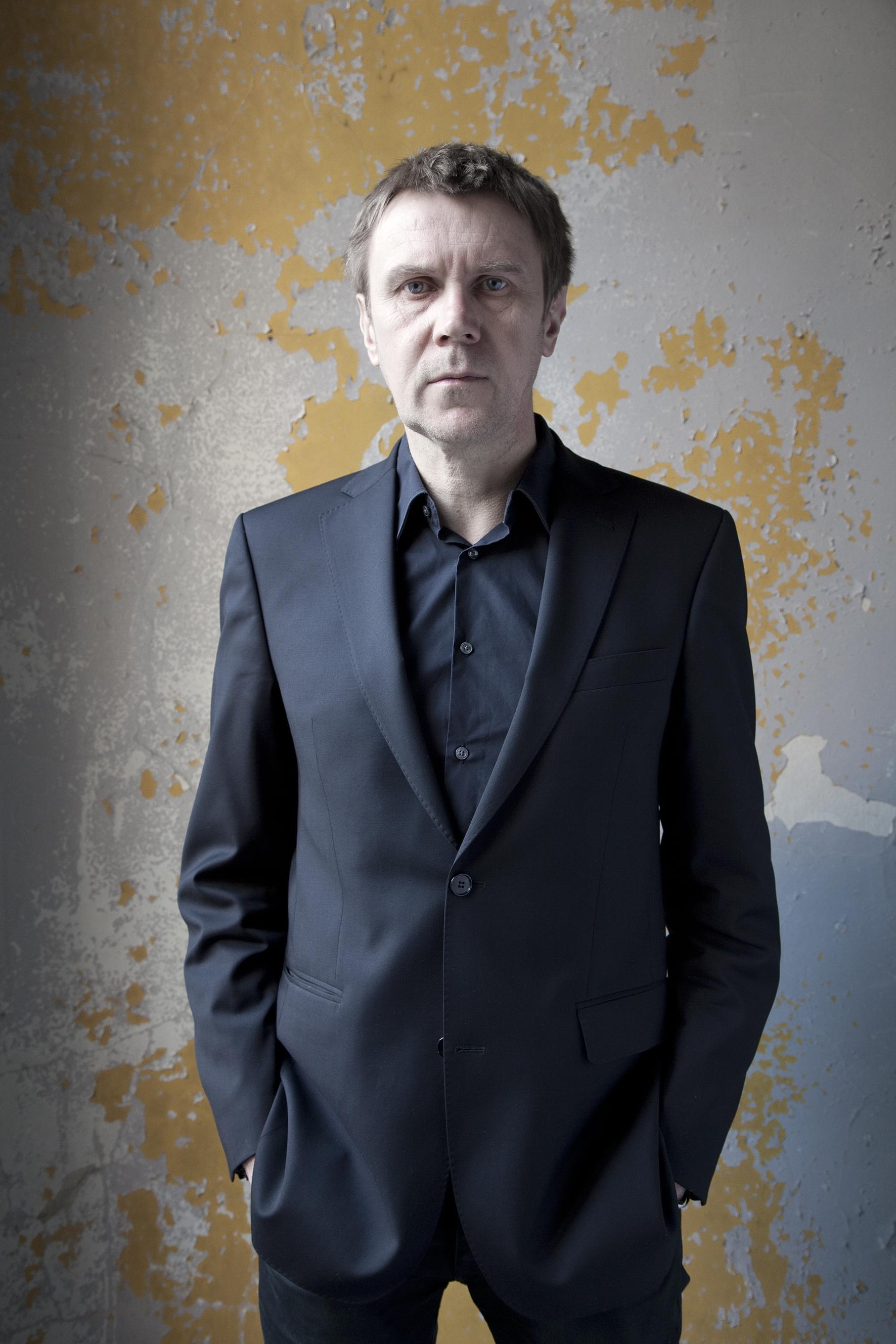 Mirosław Bałka, fot.Szymon Rogiński
