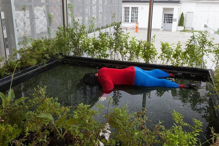 Virginie Barré, Les naufrageurs, 2005, instalacja