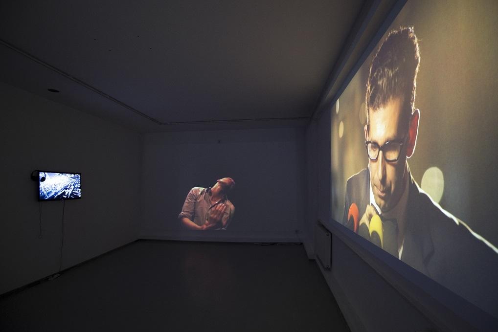 """od lewej: Hannes Vartiainen & Pekka Veikkolainen """"The Death of an Insect"""" (2010, 7'), Kimmo Alakunnas """"Ant"""" (2010, 24'), Shahar Marcus """"The Curator"""" (2011, 4' 35"""")"""