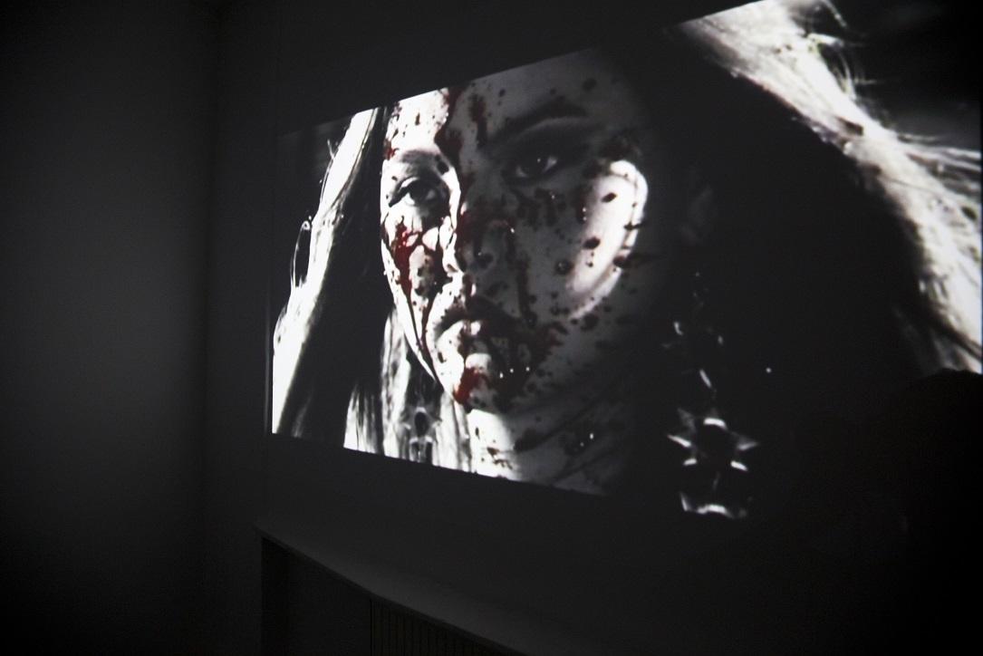 """Oliver Pietsch """"Blood"""" (2011, 3'20"""")"""
