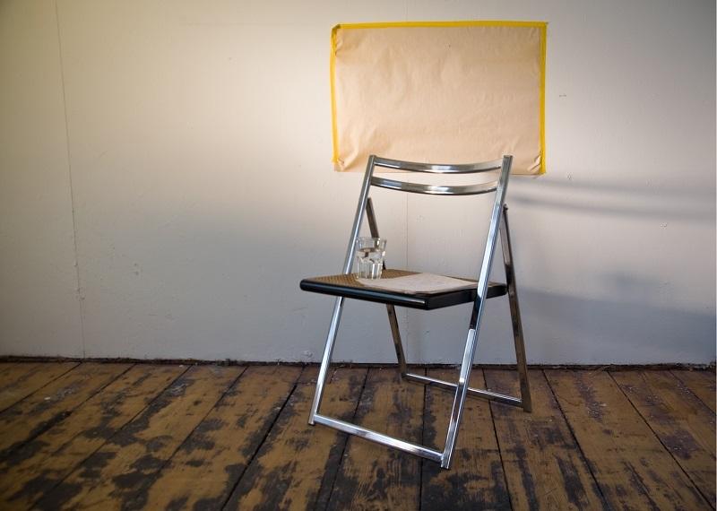 "Marta Fernandez Calvo, ""(Un)Promised Land"", instalacja, 2014"