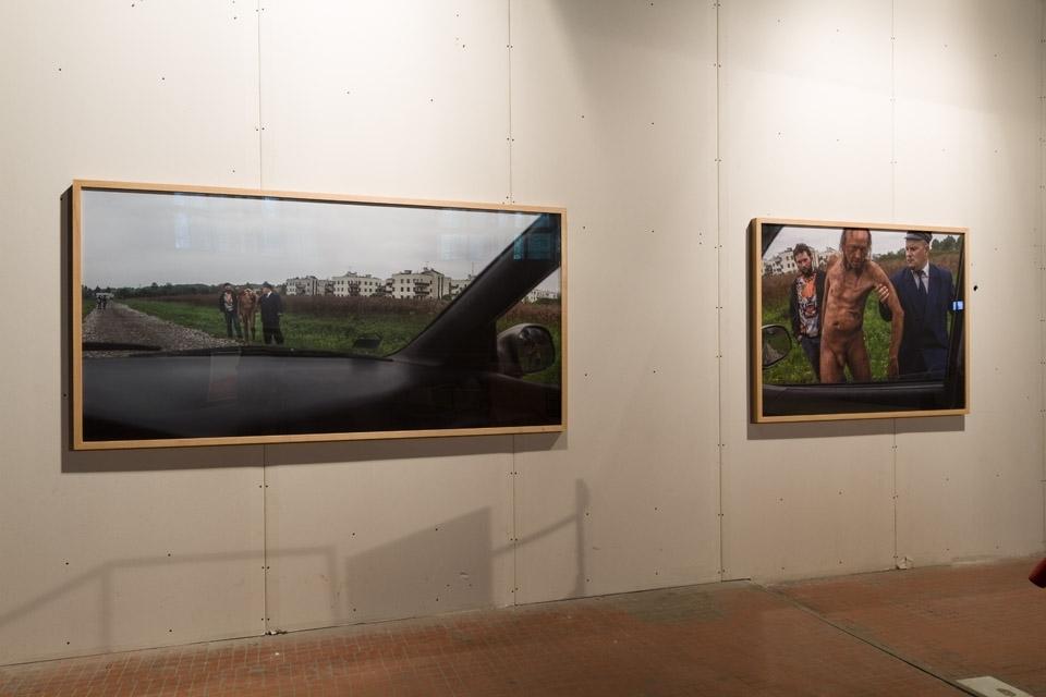 """Zbigniew Libera,"""" Wolny strzelec (autoportret) / Freelancer (self-portrait)"""", 2013"""
