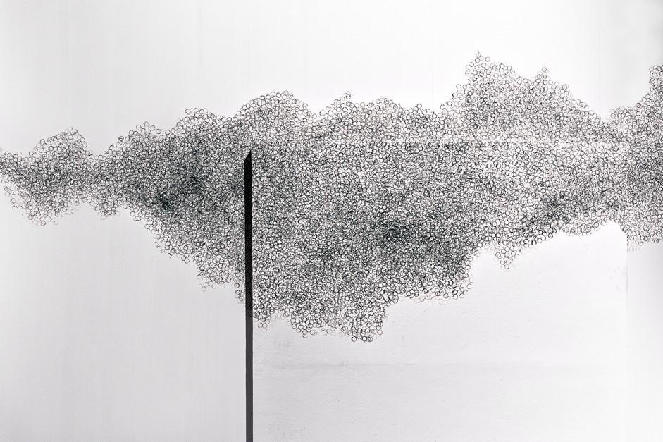 Marco Godinho, Forever Immigrant, instalacja, 2012