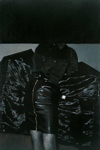 "Victor Man, ""Beztytułu (Shaman II)"", 2008, fot.David Regen"