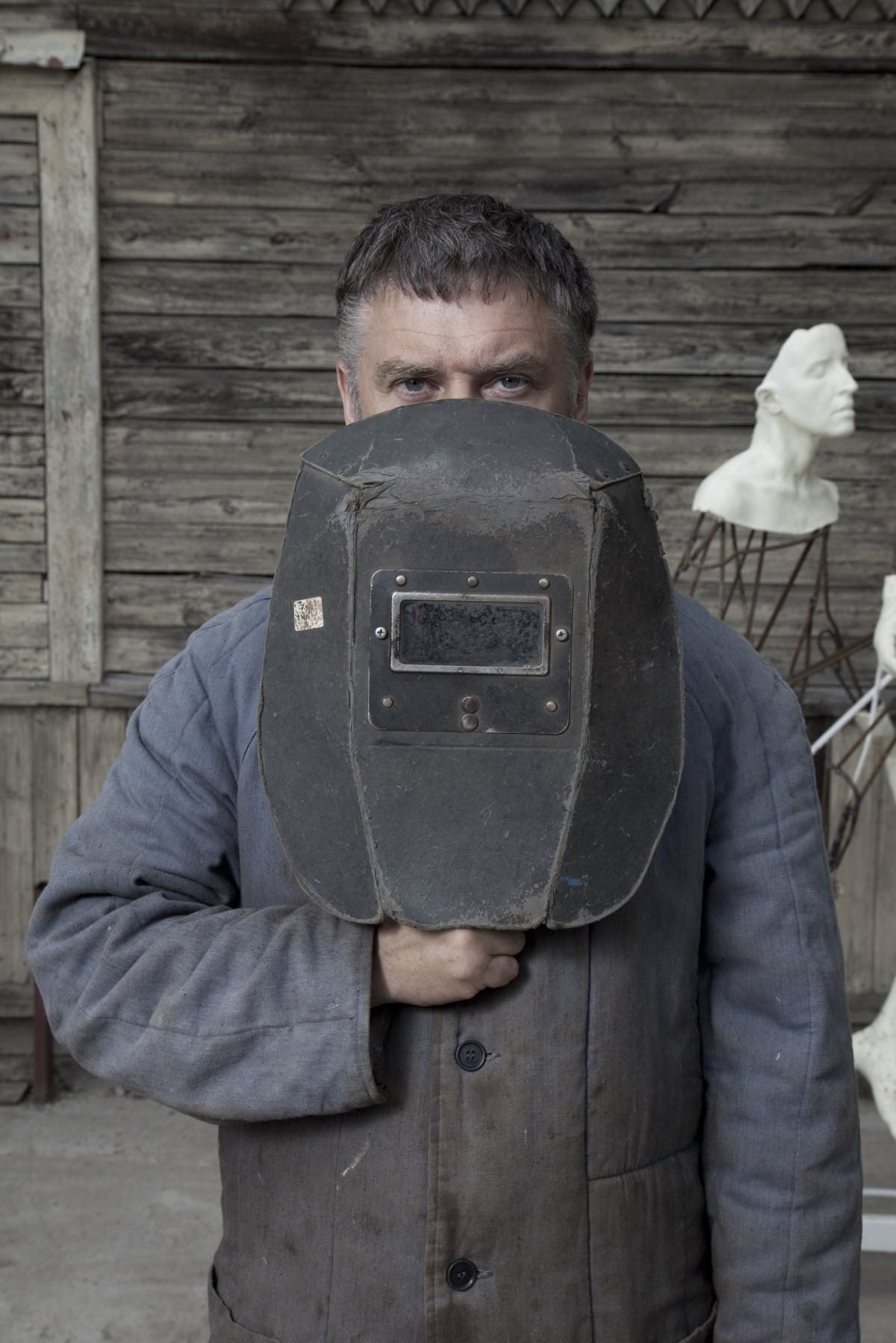 Paweł Althamer, fot.Szymon Rogiński