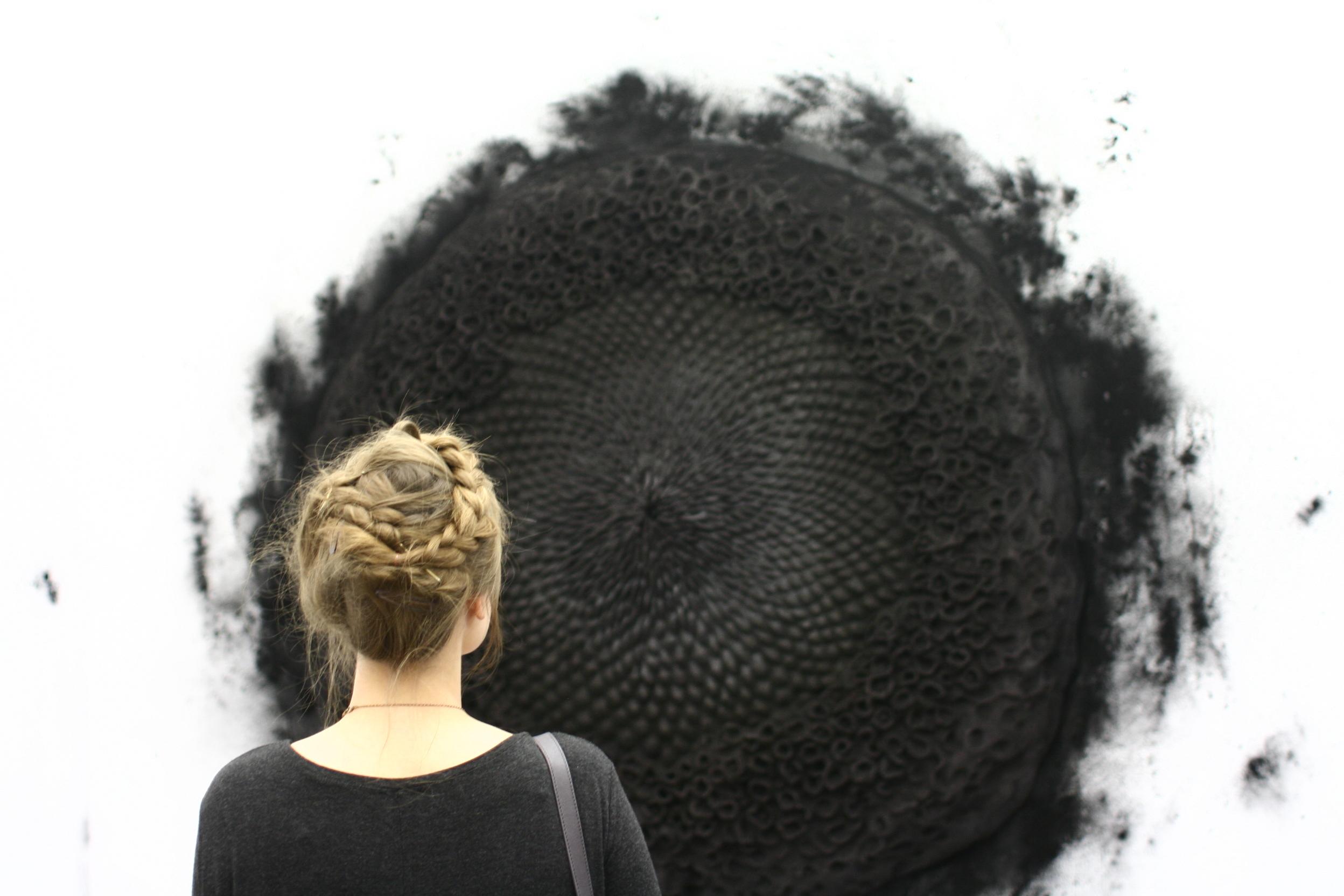 """Magdalena Lara, """"Obiekt"""", 2014, instalacja"""