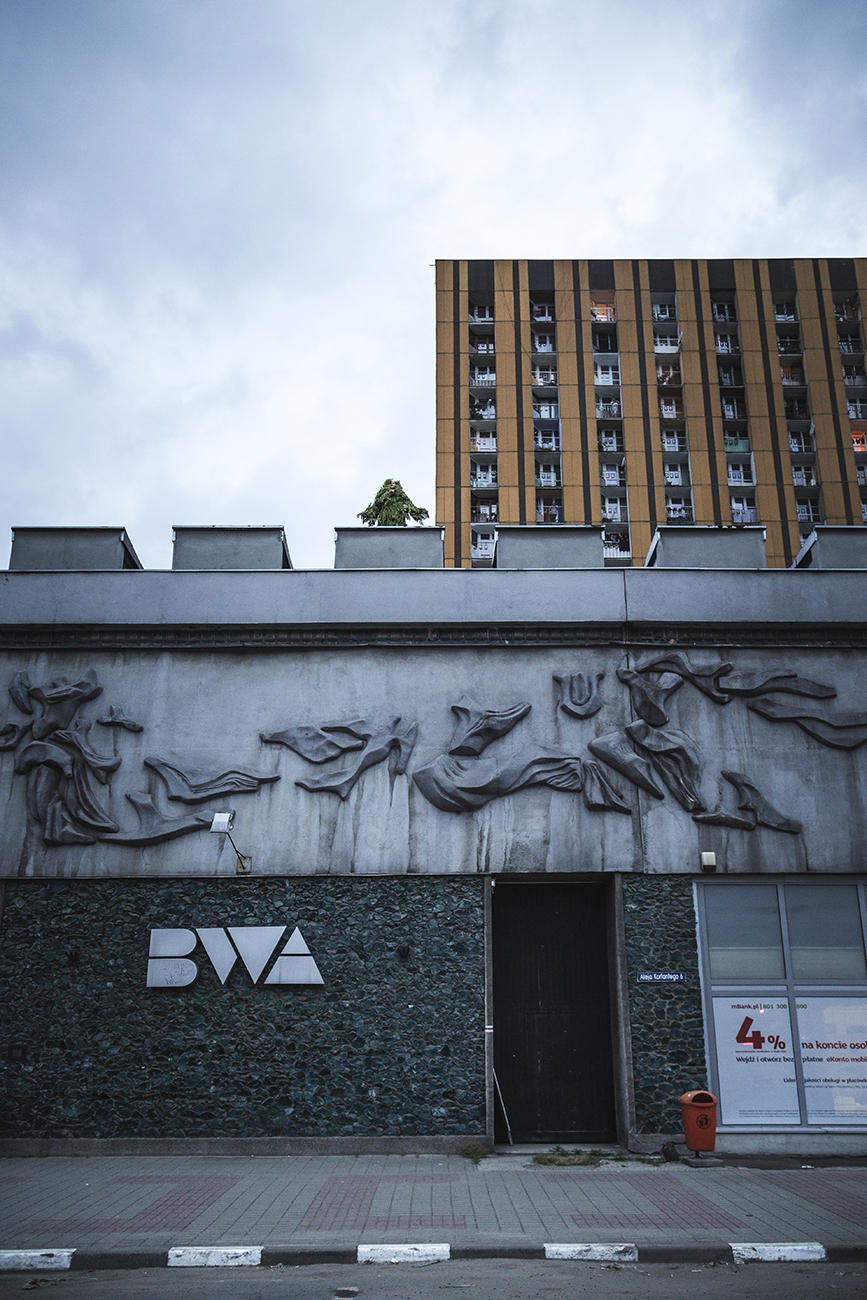 Ola Kozioł, 20 czerwca, Galeria BWA Katowice