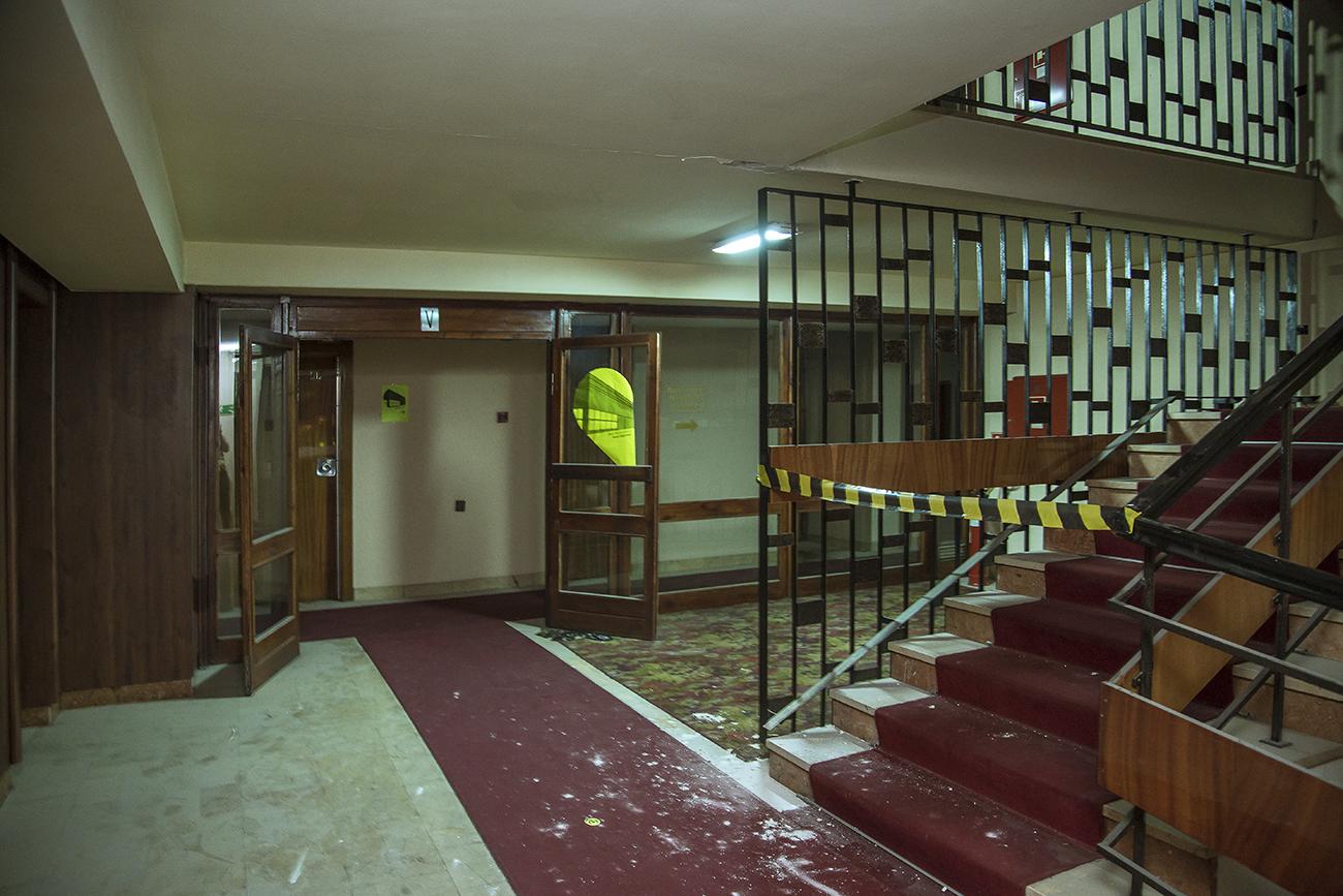 Szymon Szewczyk, 18 lipca, Hotel Silesia
