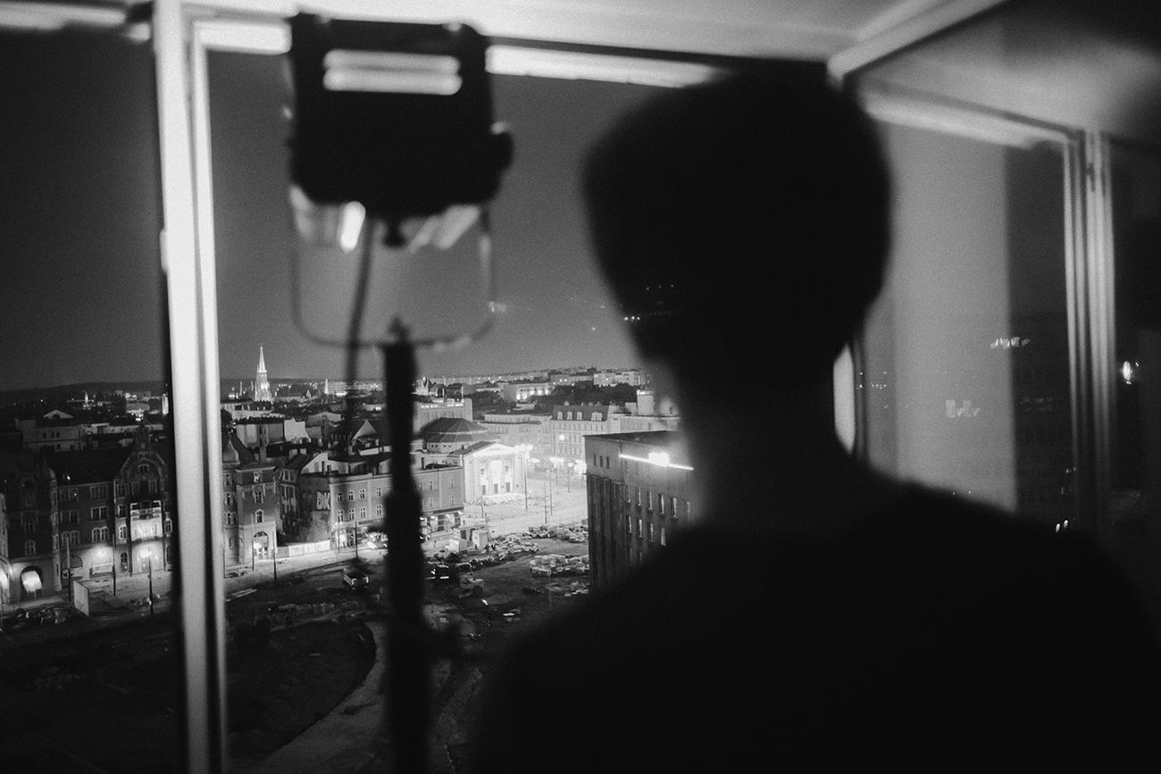 Adam Laska, 20 czerwca, Hotel Silesia