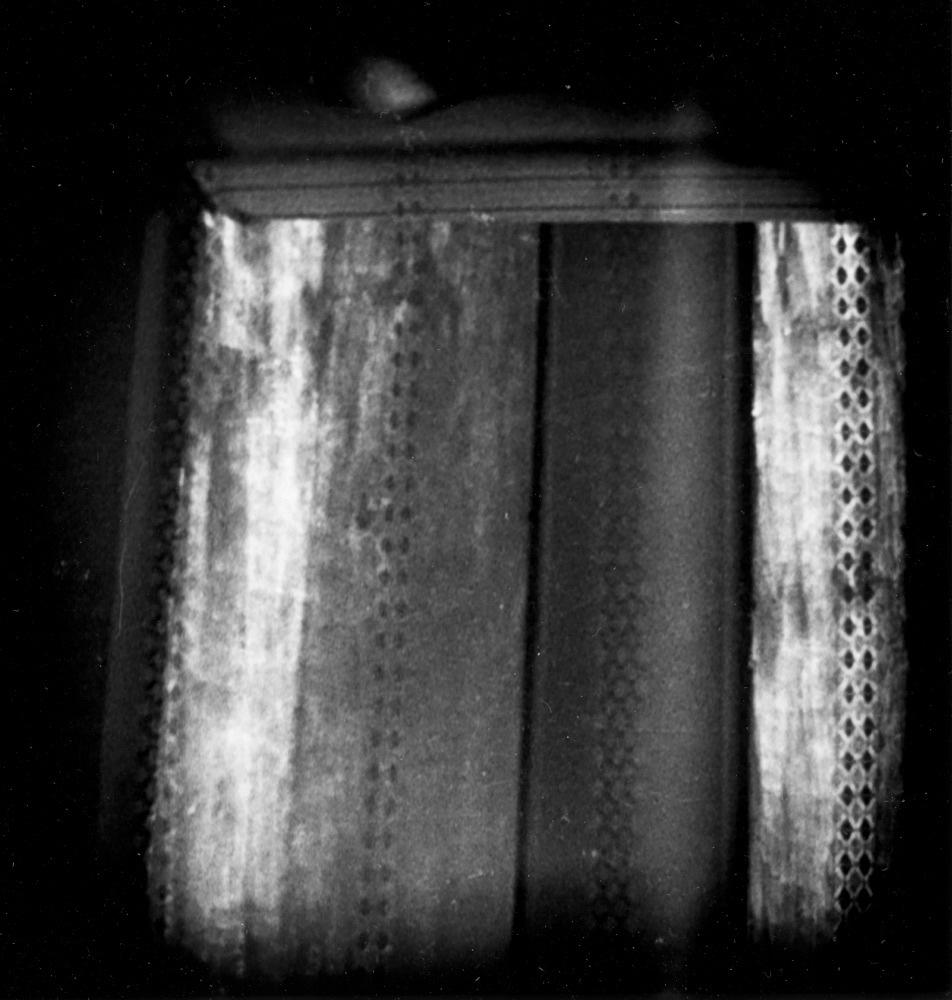 """Łukasz Trzciński, """"ZEUS"""", technika: fotografia operacyjna wykonana wkontekście potencjalnie istotnej sytuacji, skan cyfrowy znegatywu"""