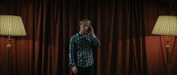 """Wojciech Tubaja, """"Portret"""", kadr zfilmu"""