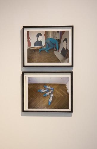 "Agata Bogacka, ""Escape"", ""Four legs"", 2006"