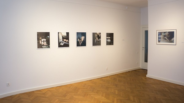 "Aneta Grzeszykowska, ""Jan Smaga"" 2012, Mateusz Hajman, ""Aparat"", 2013"