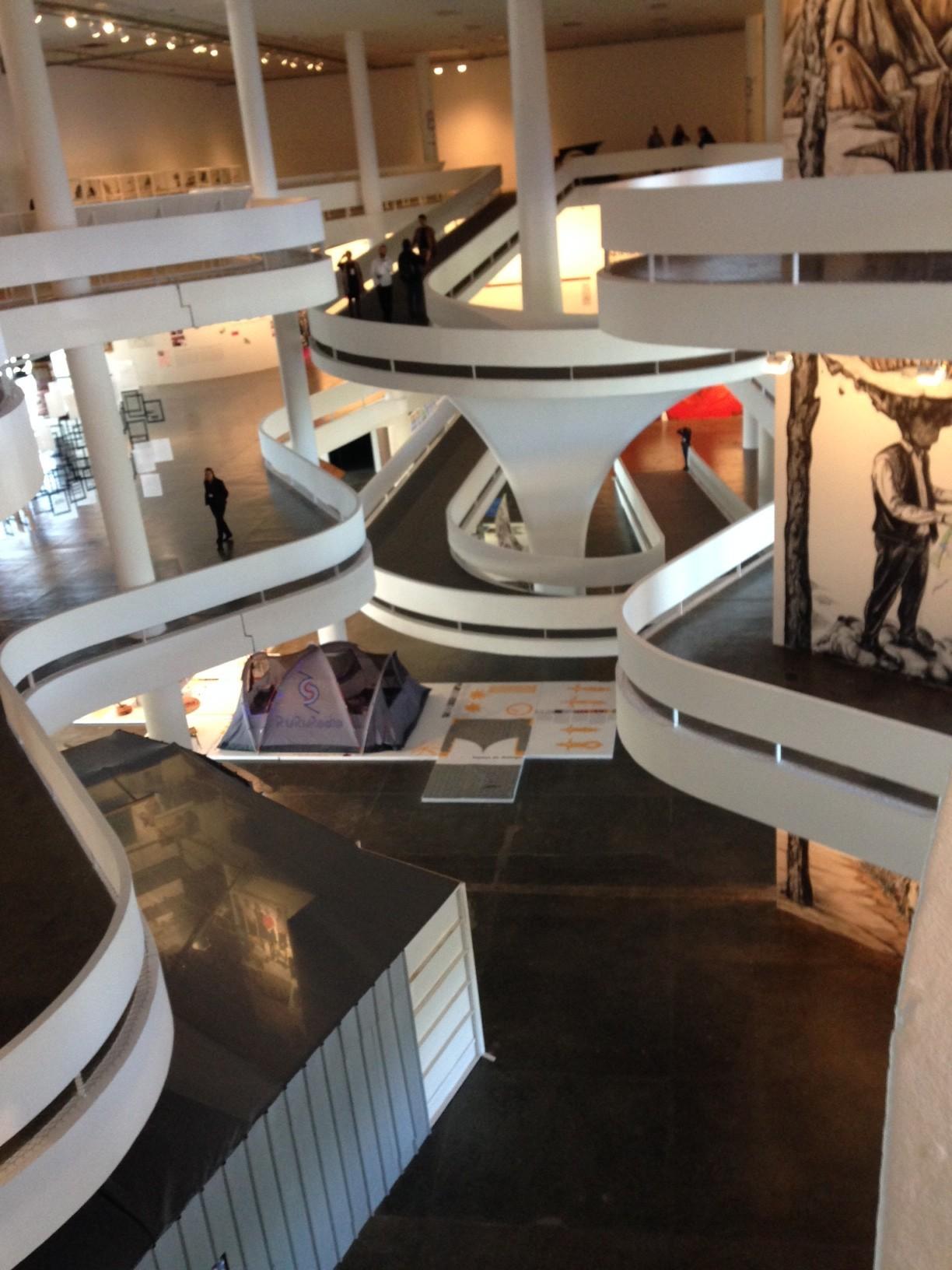 Biennale wSão Paulo, 2014, widok ogólny