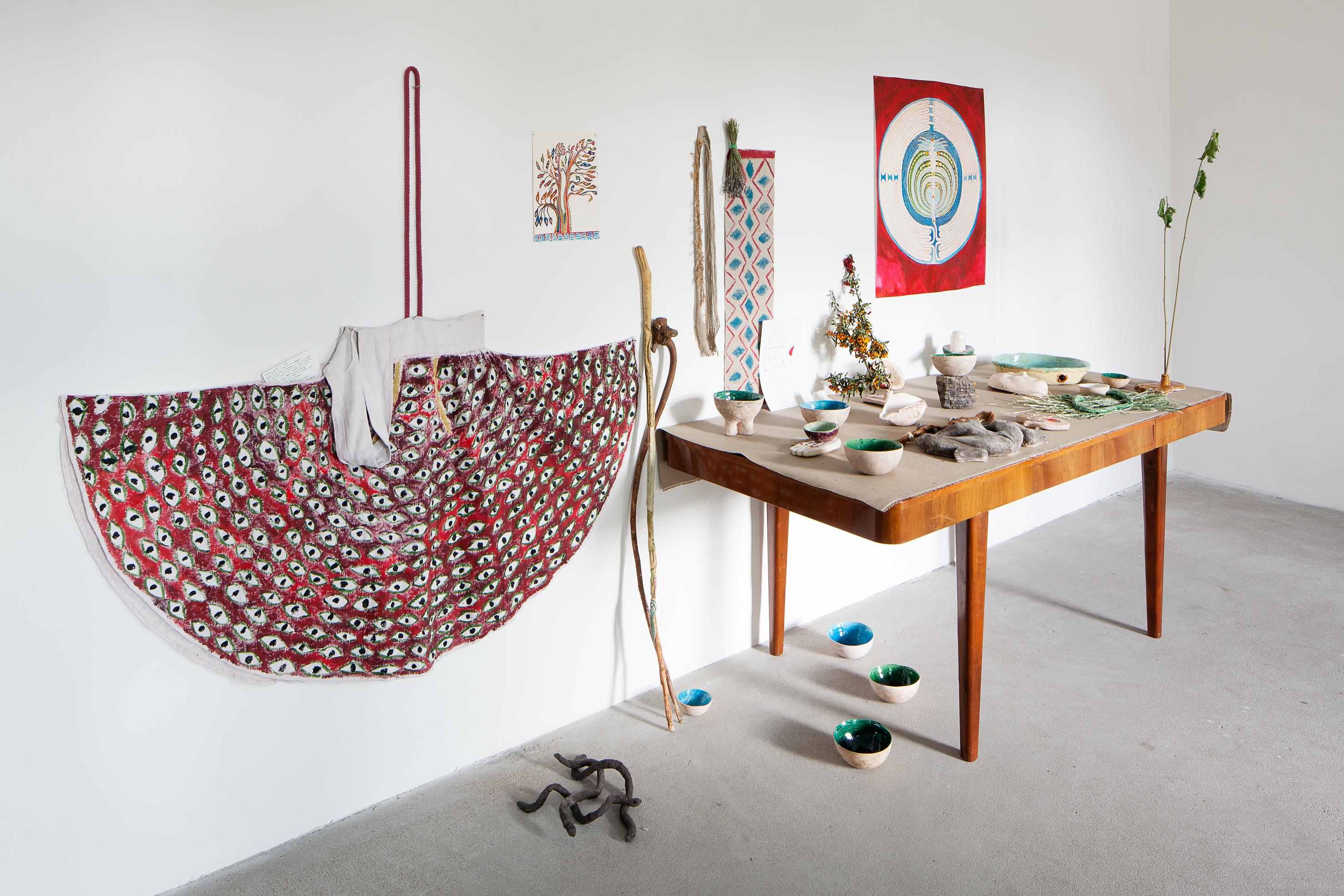 Habima Fuchs, instalacja, SVIT, 2013